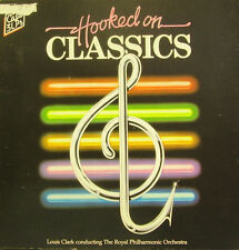 LOUIS CLARK CONDUCTING THE ROYAL PHILHARMONIC ORCHESTRA-HOOKED ON CLASSICS CAJA