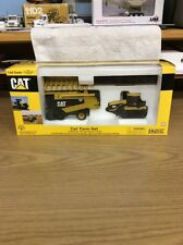1/64 Cat 485 Combine &75e Tractor Made By Norscot