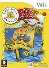 Build A Bear Workshop: A Friend Fur All Seasons (Wii) - Game With Manual VGC