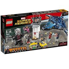 LEGO Marvel Super Heroes BUILDING TOY, Super Hero Airport Battle 76051 LEGO SET