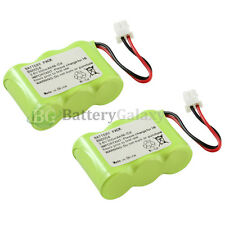 2 New Home Phone Battery 300mAh NiCd for Vtech BT-17333 BT-27333 CS2111 01839