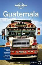 Lonely Planet Guatemala (Travel Guide) (Spanish Edition)-ExLibrary