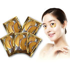 10 Pairs Crystal Collagen Gold Eye Mask Reduce Eye Wrinkles Bags & Dark Circles