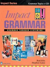 Impact Grammar (Book and Audio CD)