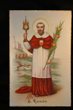 OLD SAINT RAMON POSTCARD . SEE MY EBAY SHOP . CCER44