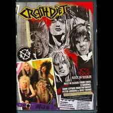 CRASHDIET - Rest In Sleaze Tour 2005 DVD Glam Sleaze Metal