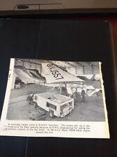 72-3 Ephemera 1953 Picture Hangar Rmas Yeovilton Loading Sea Vixen