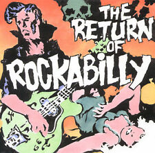 The Return of Rockabilly - Various Artists -CD UNPLAYED