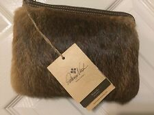PATRICIA NASH Eclipse Fur Cassini Wristlet Clutch w/ Bag NWT L@@K Fast Shipping!