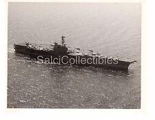 USS Forrestal CV-59 Aircraft Carrier Navy Ship Original Photo 8x10