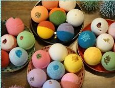 18 Mixed Bath Bomb Lush Color 3 Oz Refreshing Lush Christmas Gift Holiday Fun