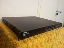 Dell PowerConnect 6224P UU687 24-Port Layer 3 Gigabit PoE Switch