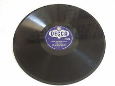 The Goons I'm Walking Backwards For Christmas/Bluebottle Blues Decca 78RPM 10""