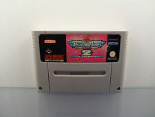 ★ Super Nintendo SNES Spiel - MICRO MACHINES 2 TURBO TOURNAMENT - nur Modul ★