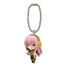 Vocaloid Luka Megurine 3D Mascot Key Chain Anime Manga Licensed MINT