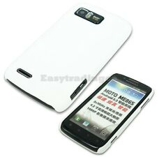 Hard Back Cover Case Motorola Atrix 2 MB865 AT&T White