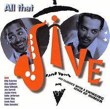 All That Jive, Various Artists, , New