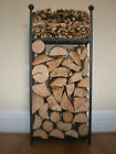 Log Holder 1 mtr Tall with Kindling Shelf The original and the best.
