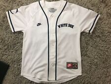 1906 Chicago White Sox Throwback Nike Cooperstown Coll. Jersey Men S w/ patch