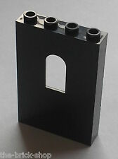 Façade LEGO castle black Panel ref 60808 / set 2505 8078 7947 9450 ...