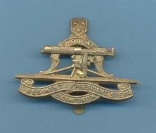 PRESIDENT STEYN REGIMENT.BRASS SOUTH AFRICAN ARMY CAP BADGE
