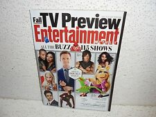 Entertainment Weekly Magazine September 18 2015 EW Fall TV Preview Issue