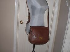 Fossil Women's Emi Saddle Bag Brown ZB6851200
