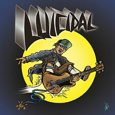 SUICIDAL TENDENCIES New Sealed 2017 LUICIDAL Side Project VINYL RECORD