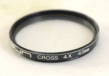 SUN Cross X4 49mm Filter (7128)