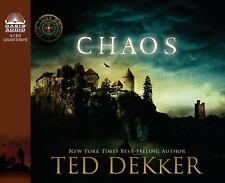 Chaos (The Lost Books) Dekker, Ted Audio CD