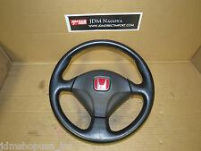 JDM Honda DC5 Acura RSX Type R OEM Momo Steering Wheel, S2000, EK, Prelude, EP3