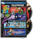 TEEN TITANS - COMPLETE SEASON 3 - DVD - UK Compatible - New & sealed