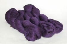 Fyberspates Scrumptious Lace Weight Yarn / Wool 100g - Purple (505)