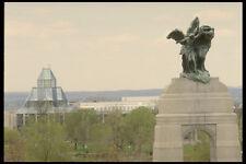 242082 vue aérienne du mémorial de guerre et de la National Gallery A4 papier photo