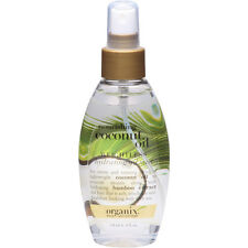 Weightless Hydrating Oil Mist by ORGANIX Coconut Bamboo Serums Oils Hair Sprays