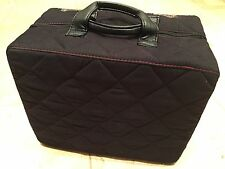 Marussia F1 Black Padded Material  Brake Travel Bag