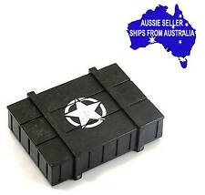 """Ammo"" box  Weapon Box for 1:10 RC may fit Axial Tamiya Vaterra Losi YA-0372"