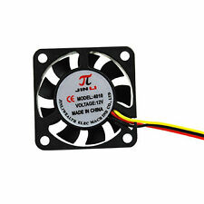 Small Size 40x40x10mm DC Brushless 12V 0.08A Cooling Fan Heat Sink Cooling Fan