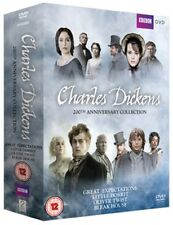 Charles Dickens 200th Anniversary Collection (Box Set) [DVD]