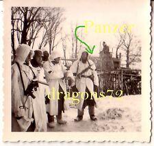 17 x Foto Ostfront Technik Panzer+Kennung+Sold.Wintertarn+Gefangene+mehr orig.