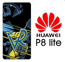 COVER 3D VALENTINO ROSSI VR 46 THE DOCTOR for HUAWEI P8 LITE CASE 306