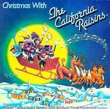 Christmas with the California Raisins by California Raisins (CD, Priority)
