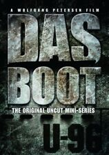 Das Boot: The Uncut Miniseries DVD Region 1