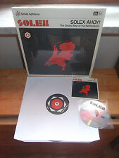 "Solex ‎""Solex Ahoy! The Sound Map Of The Netherlands"" LP+CD+DVD UK 2013 SERIES.."