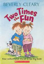 Two Times the Fun by Beverly Cleary (2009, Paperback)