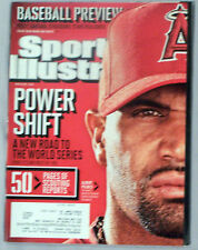 2012 Sports Illustrated Albert Pujols St Louis Cardinals Baseball Preview