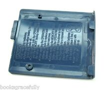 Sharp YO-480 256KB PDA Organizer Part REPLACEMENT BATTERY DOOR COVER - Used