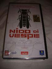 VHS SIGILLATA NIDO DI VESPE - 2001 - VIDEOCASSETTA -