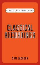 GREATEST CLASSICAL RECORDINGS - SAM JACKSON (HARDCOVER) NEW