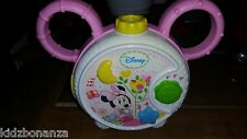 disney pink Minnie mouse cot projector lullaby mobile with on and off and timer